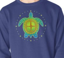 World Turtle 2 Pullover