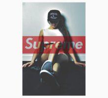 Supreme Cocaine & Caviar Kids Tee