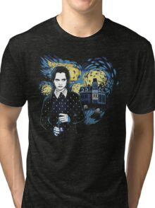 Starry Wednesday Night Tri-blend T-Shirt