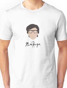MacKenzie Bourg Glasses & Signature Unisex T-Shirt