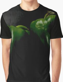 Two Peppers Graphic T-Shirt