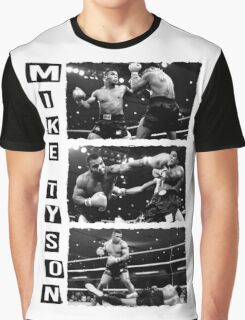 Boxing, Mike Tyson Graphic T-Shirt