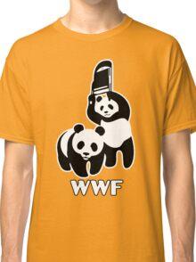 WWF Chair Funny Classic T-Shirt