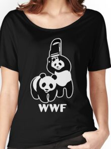 WWF Chair Funny Women's Relaxed Fit T-Shirt