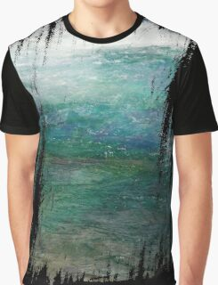 river wave Graphic T-Shirt