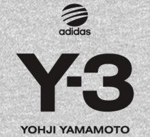 Yohji Yamamoto Y-3 One Piece - Long Sleeve