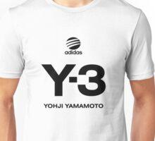 Yohji Yamamoto Y-3 Unisex T-Shirt