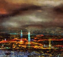 Nocturnal Impression by Stefano Popovski