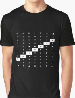barista Graphic T-Shirt