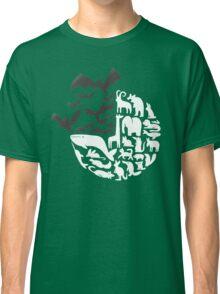 25% Bats! (light version) Classic T-Shirt