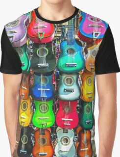 Take Your Pick  - for guitar pickin' Graphic T-Shirt
