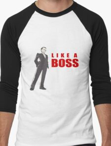 Giovanni - Like A Boss Men's Baseball ¾ T-Shirt
