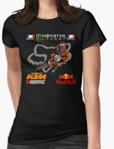 rd 5 Womens Fitted T-Shirt