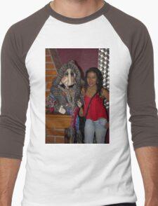 A Pair Of Dolls Men's Baseball ¾ T-Shirt