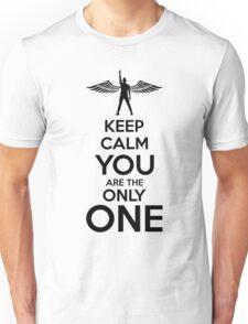 SL Keep Calm Y Unisex T-Shirt