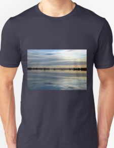 Reflections at Sunset - Lake Cullulleraine T-Shirt