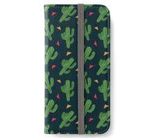 Cactus Fiesta iPhone Wallet/Case/Skin