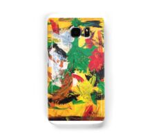 Obama and the Pope Samsung Galaxy Case/Skin