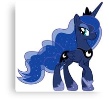 PRINCESS LUNA Canvas Print