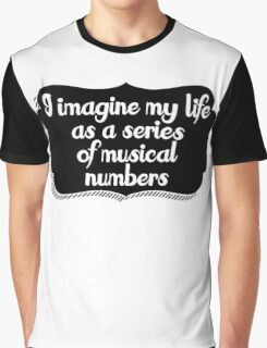 Musical life Graphic T-Shirt