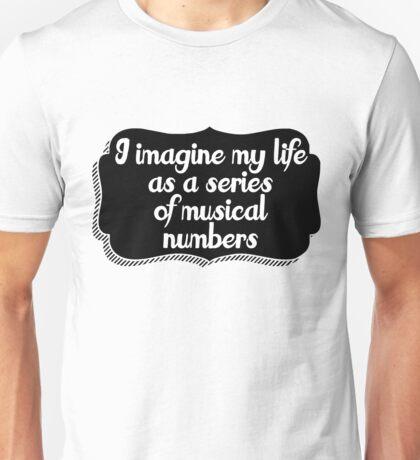 Musical life Unisex T-Shirt