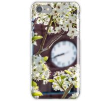 Fairfield Tower Clock iPhone Case/Skin