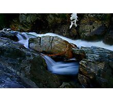 The Colors of Livermore Gorge, Plymouth, NH Photographic Print