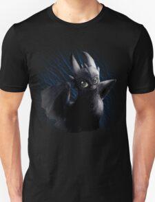 Toothless-Dark Unisex T-Shirt