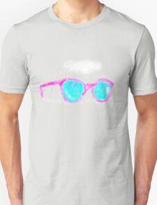 rain or shine! Unisex T-Shirt