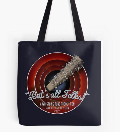 Bat's All Folks! Tote Bag