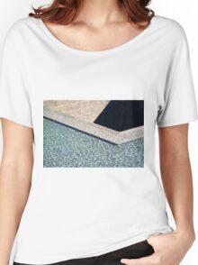 World Trade Center Memorial Fountain Women's Relaxed Fit T-Shirt