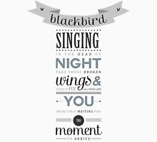 Blackbird - The Beatles T-Shirt