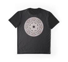 Cast Iron Rose Graphic T-Shirt