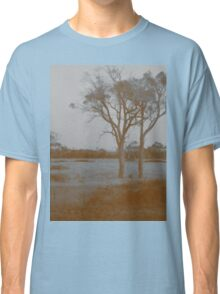 Countryside - Sepia Classic T-Shirt