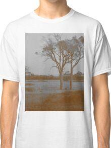 Countryside - Sepia Classic T-Shirt