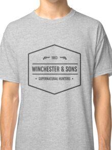 Supernatural - Winchester Classic T-Shirt