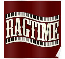 Ragtime Wave Poster