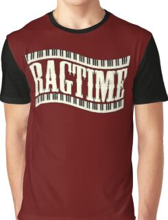 Ragtime Wave Graphic T-Shirt