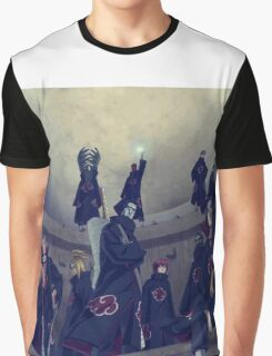 Akatsuki Graphic T-Shirt