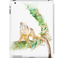 Scatter Monkey iPad Case/Skin