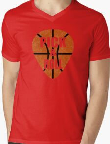 Pick and Roll Mens V-Neck T-Shirt