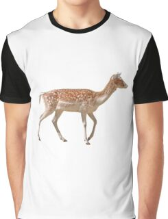 Fallow Deer Graphic T-Shirt