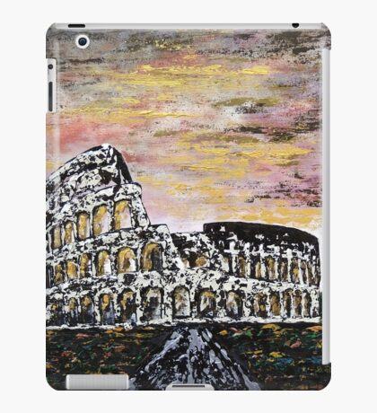 Colosseum - rome iPad Case/Skin
