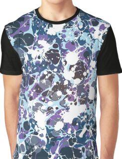 Urban Splash Dripping Art Pepe Psyche Graphic T-Shirt