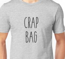 Friends - Crap Bag Unisex T-Shirt