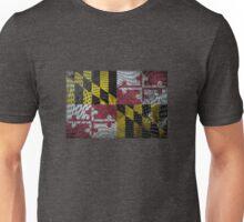 Warped Maryland Unisex T-Shirt
