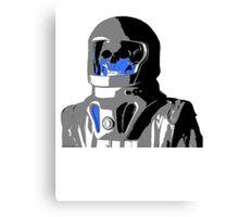 Doctor Who - Vashta Nerada no text Canvas Print