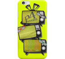 Persona 4  iPhone Case/Skin