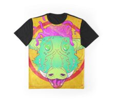 Exploding boar brains Graphic T-Shirt