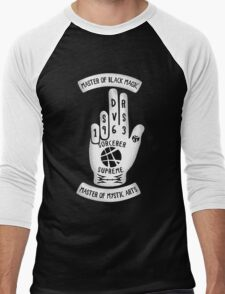 Sorcerer Hand Men's Baseball ¾ T-Shirt